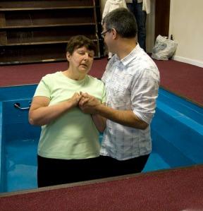 Eileen's Baptism No 2