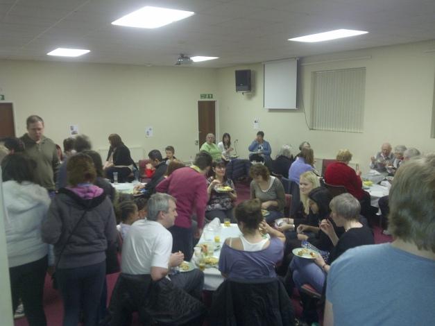 Church Party 2013
