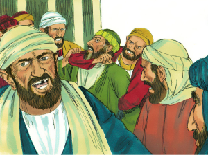 Paul Arrested Free Bible Images