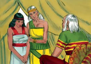 Abraham, Sarah and Hagar FBi