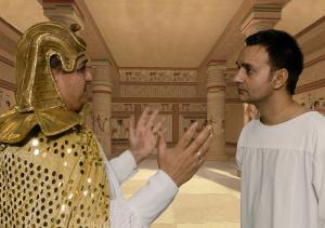 Joseph and Pharaoh FBi