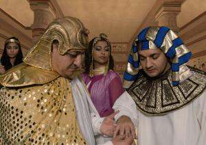 Joseph exalted FBi